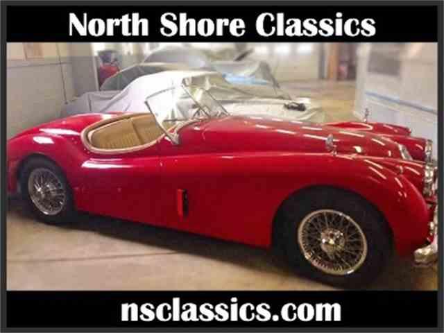 1956 Jaguar XK140 | 958812