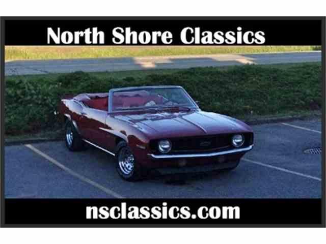 1969 Chevrolet Camaro | 958821