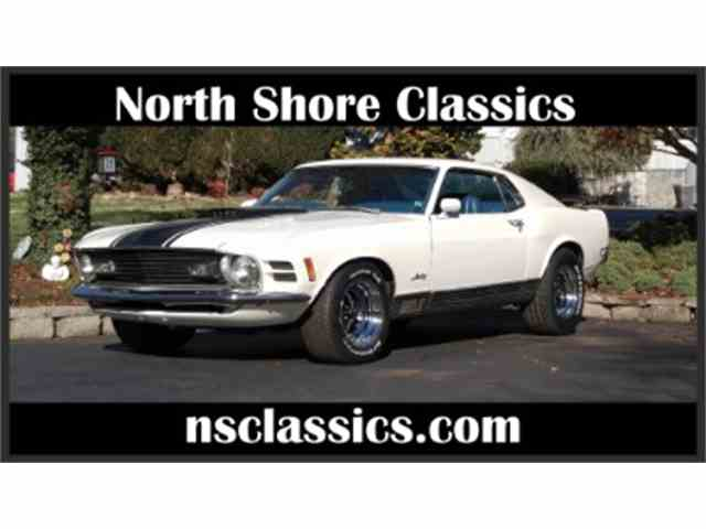 1970 Ford Mustang | 958823