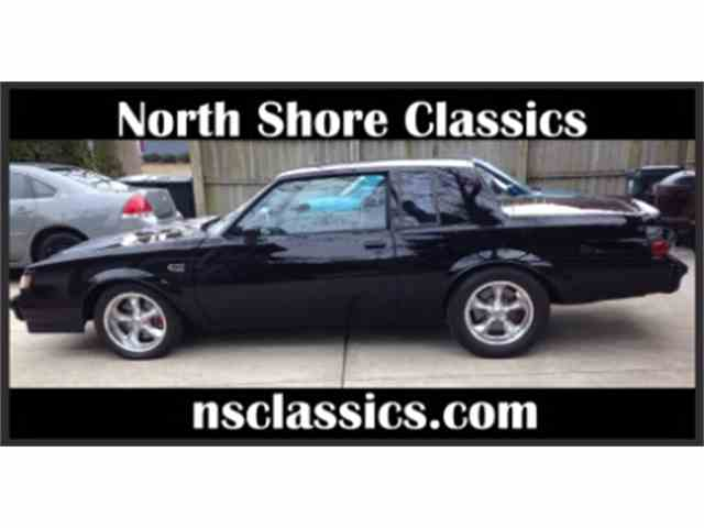 1987 Buick Grand National | 958831