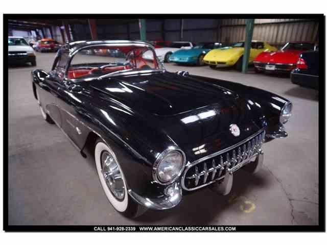 1957 Chevrolet Corvette | 958834