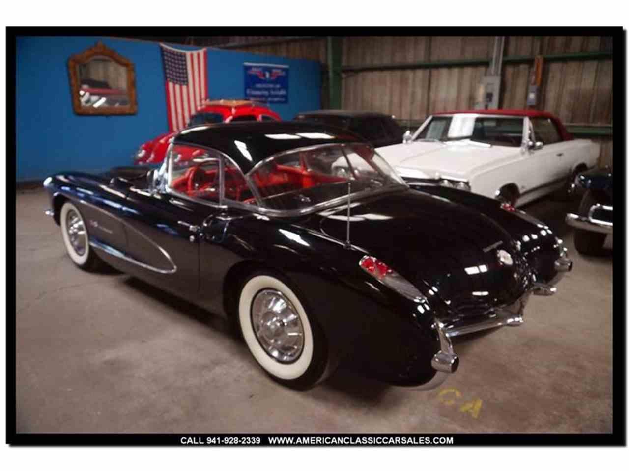 1957 chevrolet corvette for sale on classiccars com 31 - Photo 8
