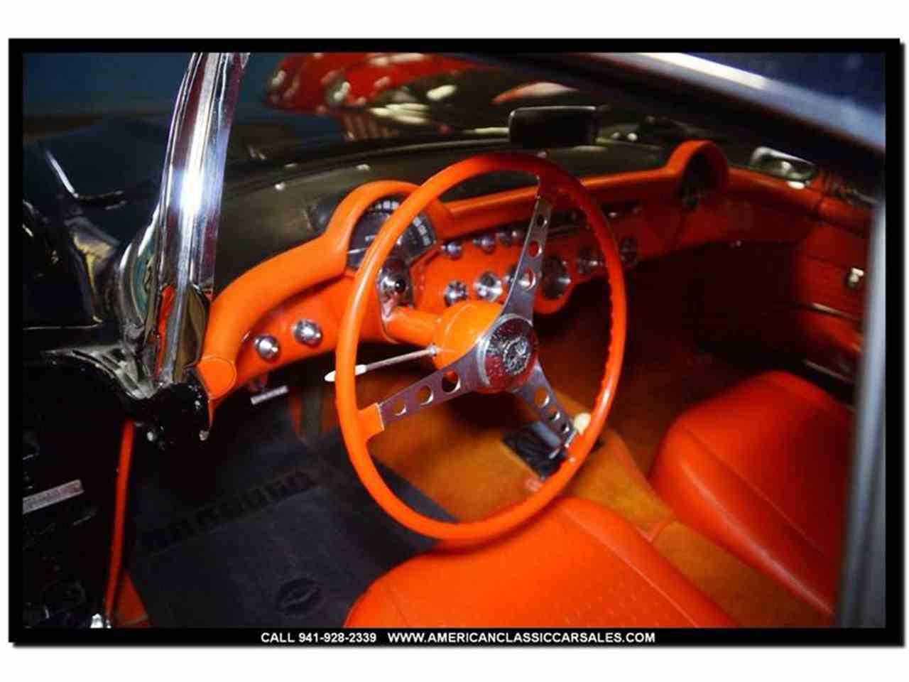 1957 chevrolet corvette for sale on classiccars com 31 - Photo 18