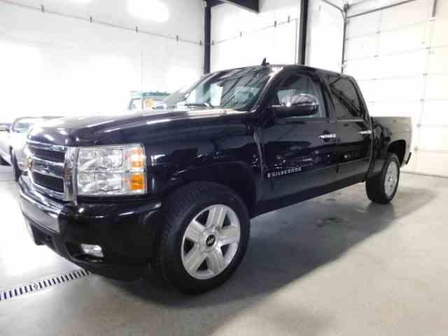 2007 Chevrolet Silverado | 958835