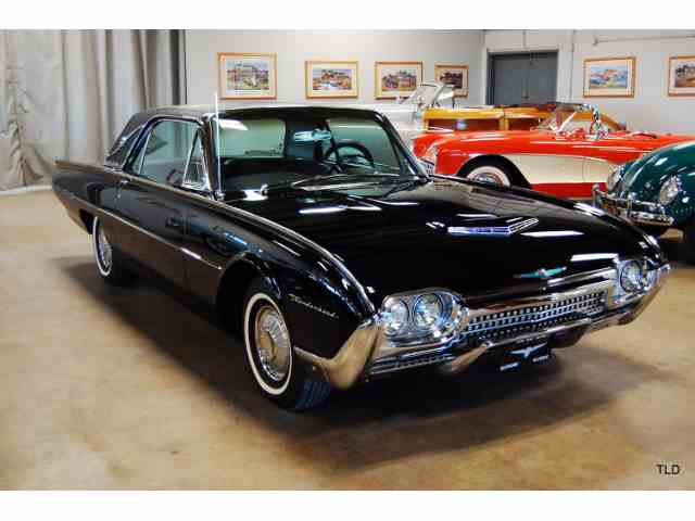 1962 Ford Thunderbird | 958836