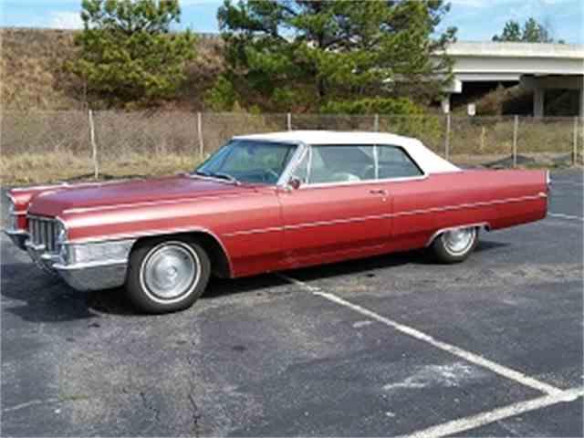1965 Cadillac DeVille | 958838