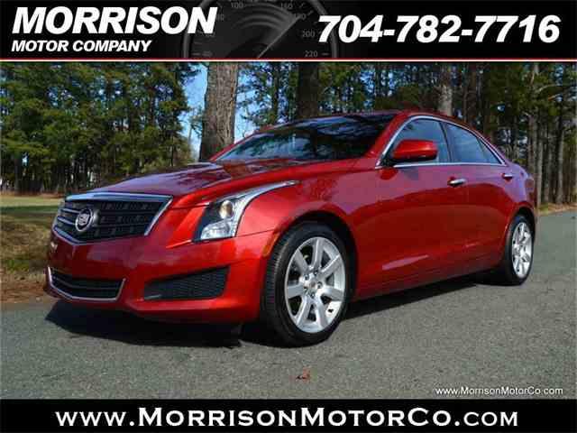 2014 Cadillac ATS | 958839