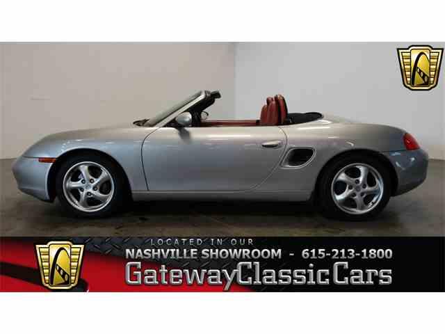 1997 Porsche Boxster | 950884