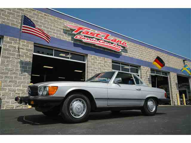 1977 Mercedes-Benz 450 | 958845