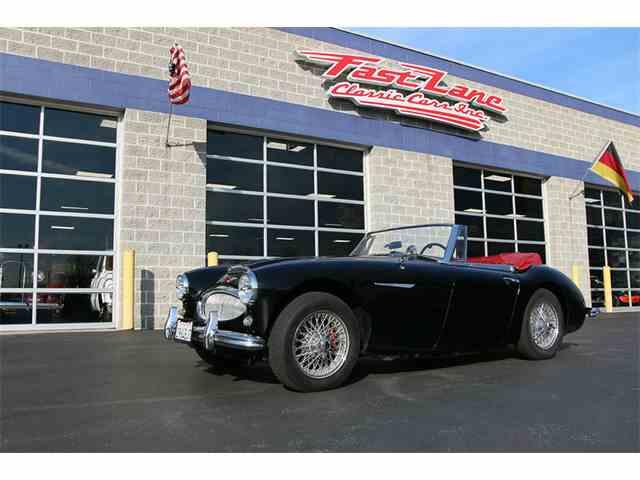 1964 Austin-Healey 3000 | 958848