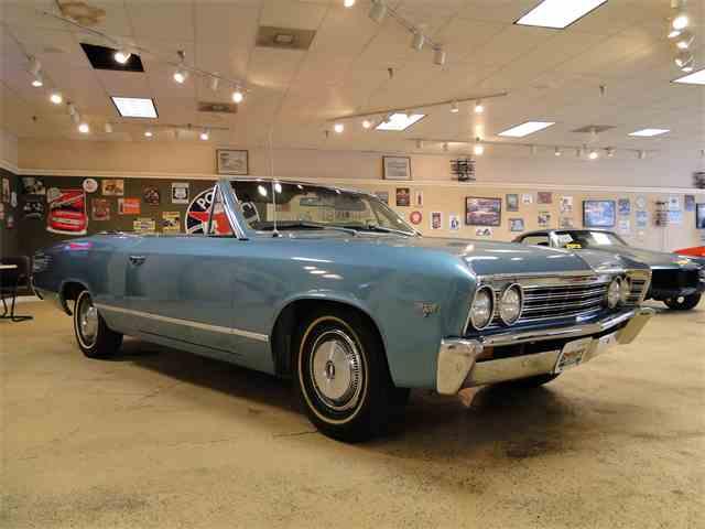 1967 Chevrolet Chevelle | 958850
