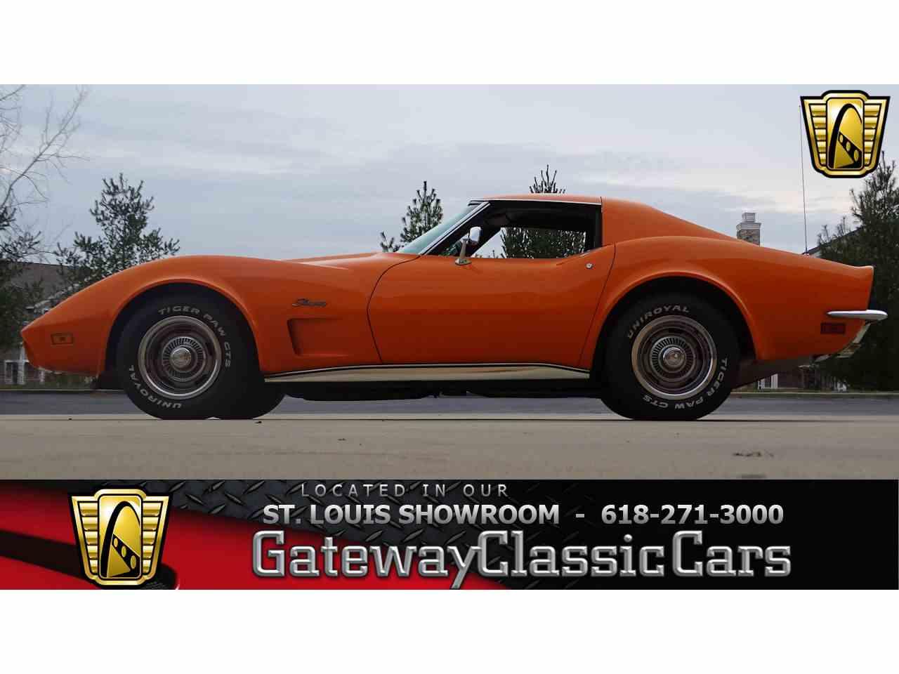 1973 Chevrolet Corvette for Sale - CC-958856