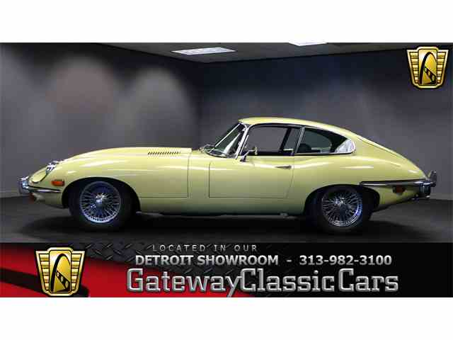 1969 Jaguar E-Type | 958863