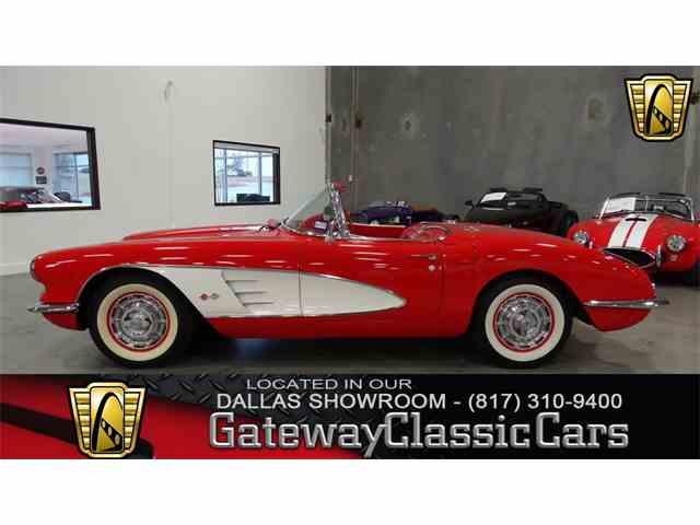 1959 Chevrolet Corvette | 958864