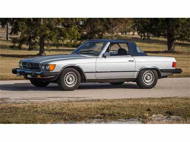 1982 Mercedes-Benz 380SL | 958865