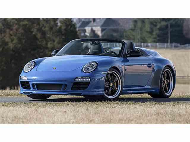 2011 Porsche Speedster | 958866
