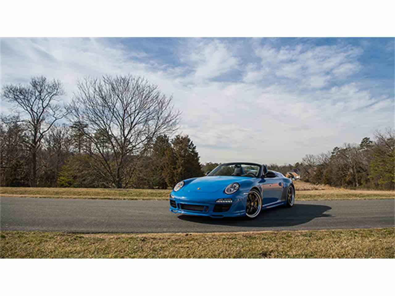 2011 Porsche Speedster For Sale Classiccars Com Cc 958866