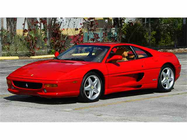 1998 Ferrari 355 Berlinetta Coupe | 958867