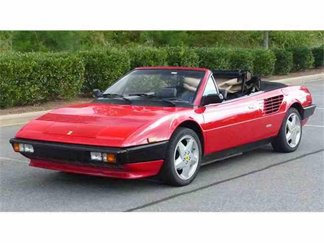 1984 Ferrari Mondial | 958869