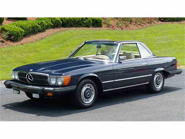 1975 Mercedes-Benz 450 SL Convertible | 958870
