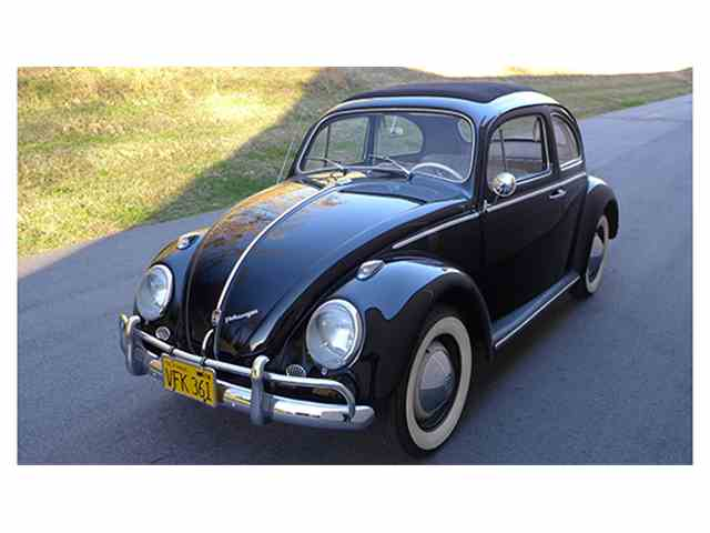 1961 Volkswagen Beetle Sunroof Coupe | 958877