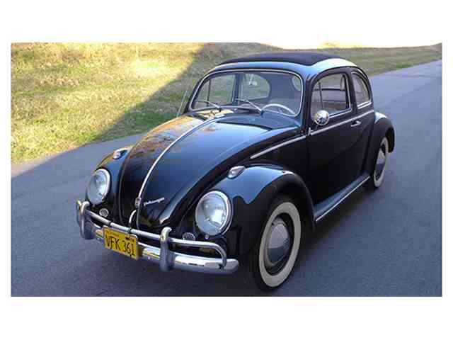 1961 Volkswagen Beetle | 958877