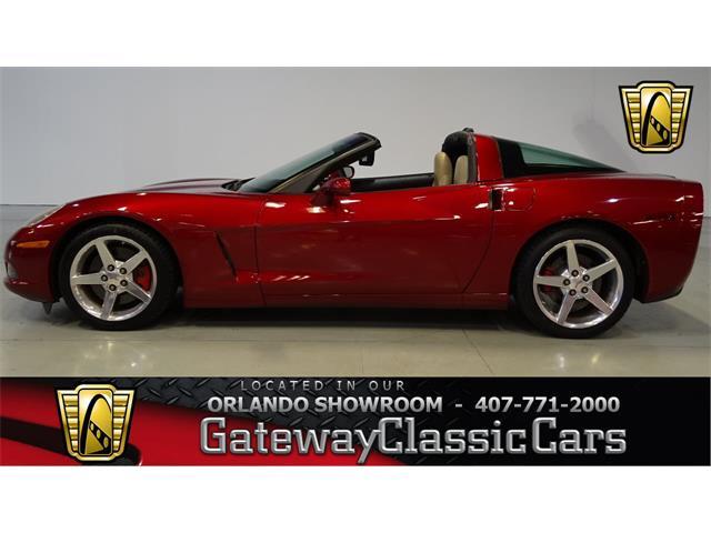 2005 Chevrolet Corvette   950888
