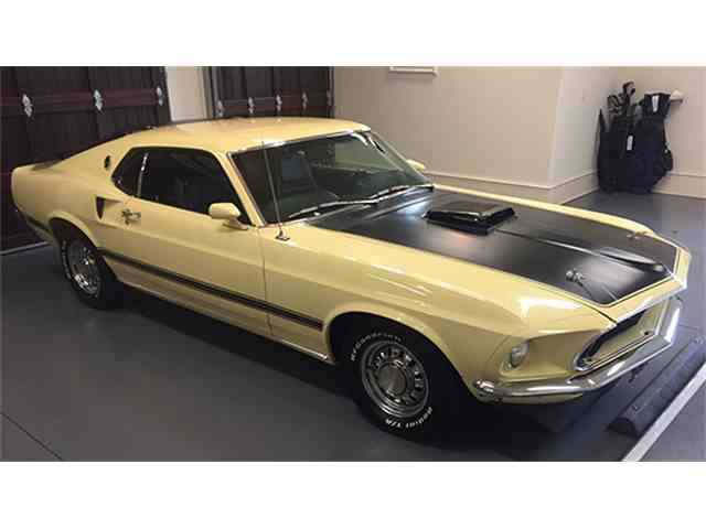 1969 Ford Mustang Mach 1 Sportroof Coupe | 958880