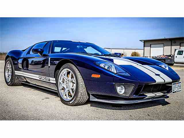 2005 Ford GT | 958882