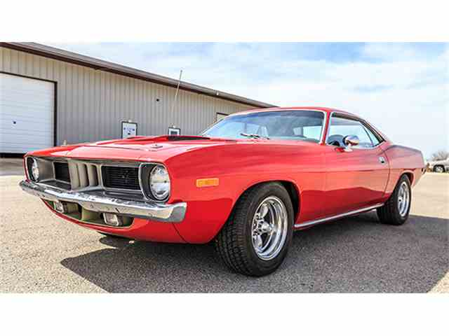 1972 Plymouth Barracuda | 958883