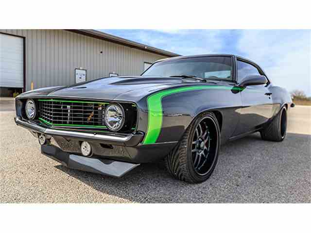 1969 Chevrolet Camaro Sport Coupe Custom | 958890