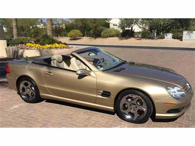 2005 Mercedes-Benz SL500 | 958899