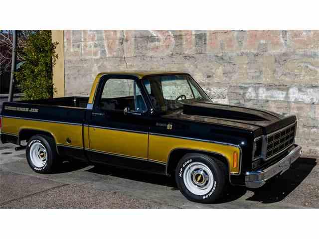 1977 Chevrolet Silverado | 958902