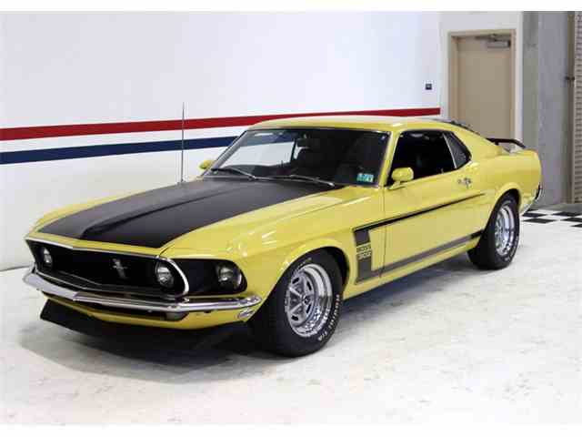 1969 Ford Mustang | 958907