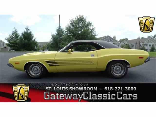 1973 Dodge Challenger | 950891