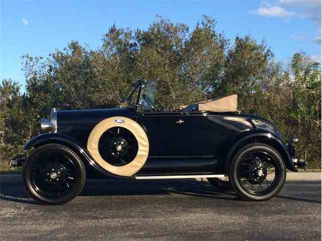 1929 Ford Model A Rumble Seat Roadster | 958912