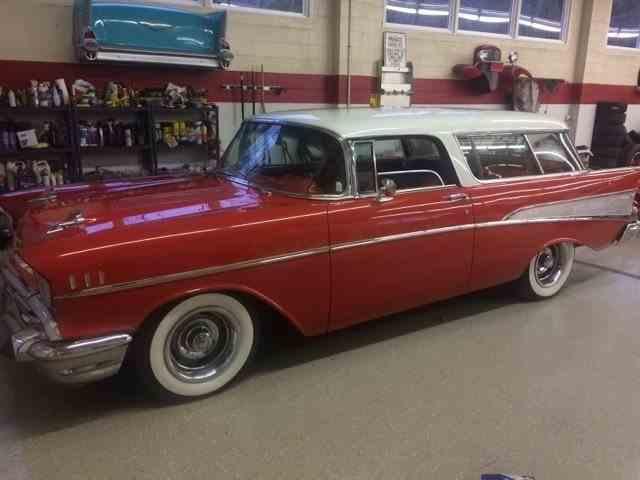 1957 Chevrolet Nomad | 958913