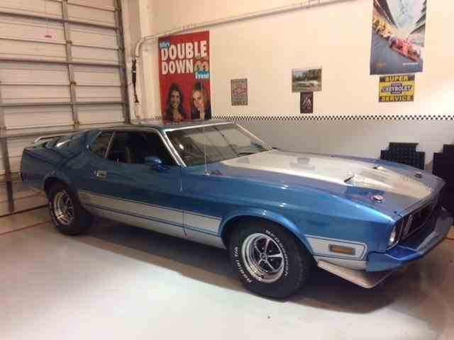 1973 Ford Mustang | 958916
