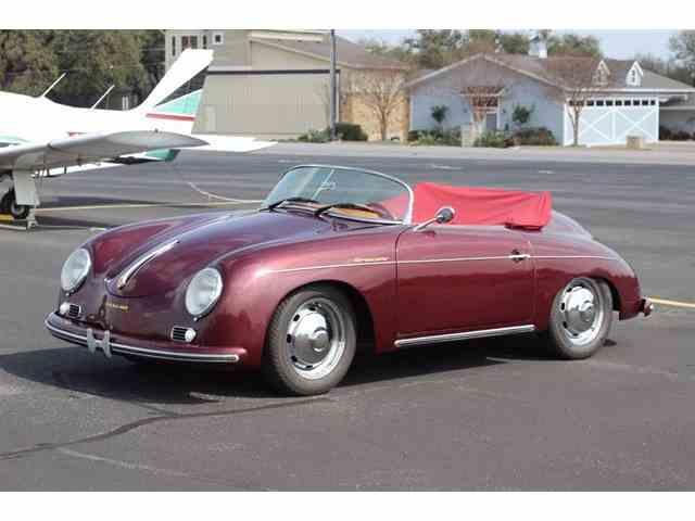 1957 Porsche Speedster | 958926
