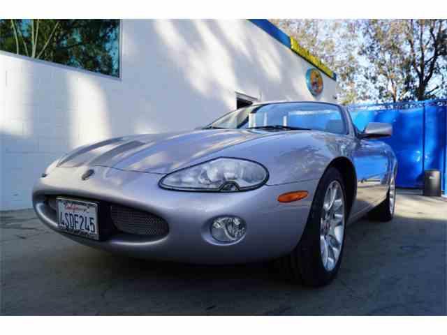 2001 Jaguar XKR | 958927