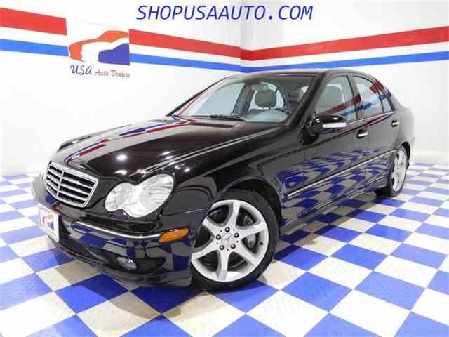 2007 Mercedes-Benz C-Class | 958930