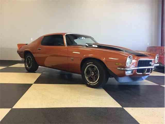 1971 Chevrolet Camaro SS | 958945