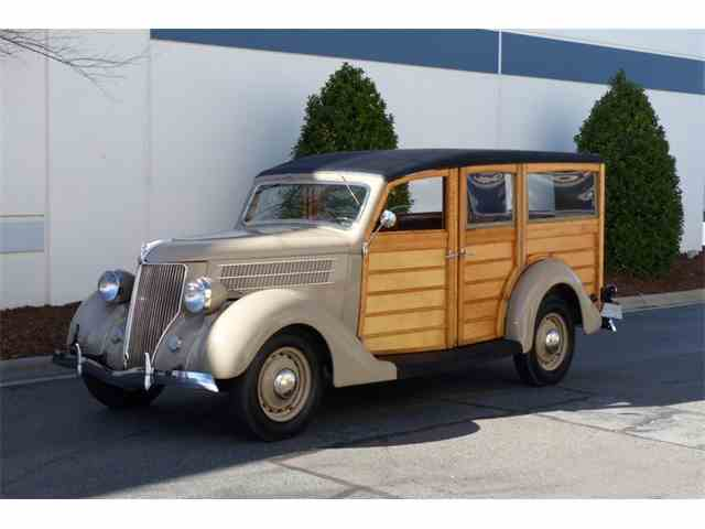 1936 Ford Woody Wagon | 958953