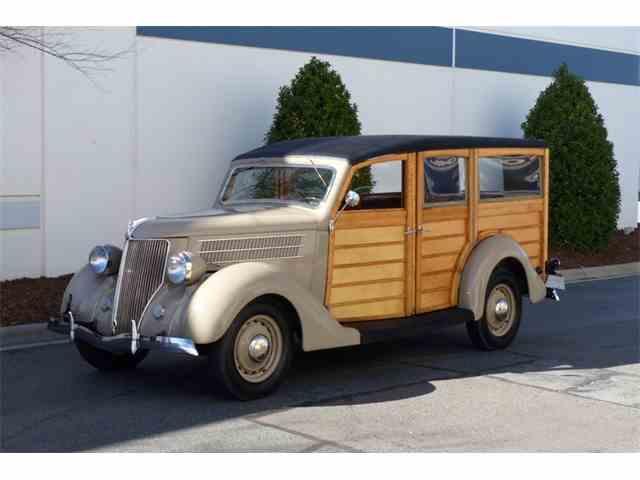 1936 Ford Woody Wagon | 958953