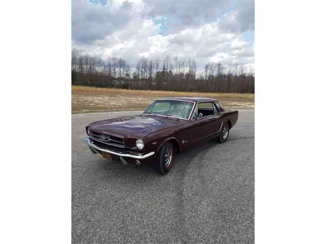 1965 Ford Mustang A Code Coupe | 958958