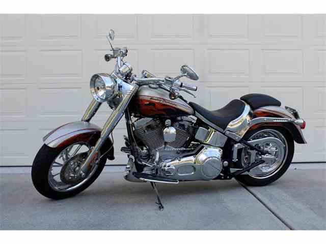2006 Harley-Davidson CVO Fatboy | 958961