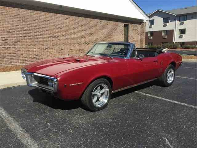 1967 Pontiac Firebird | 958965