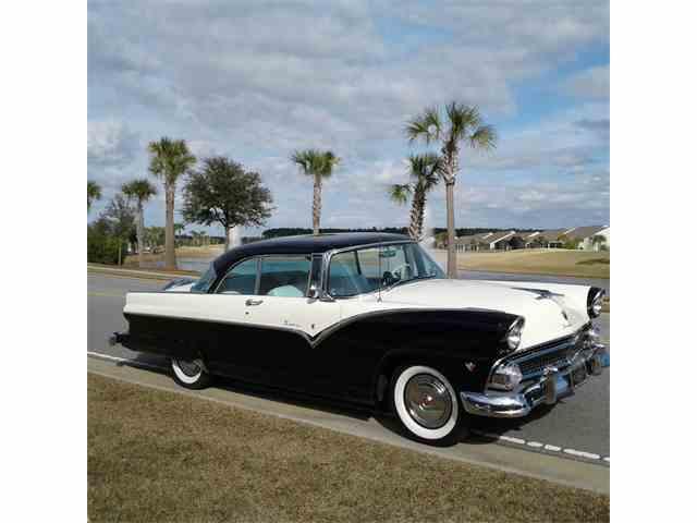 1955 Ford Victoria   958967