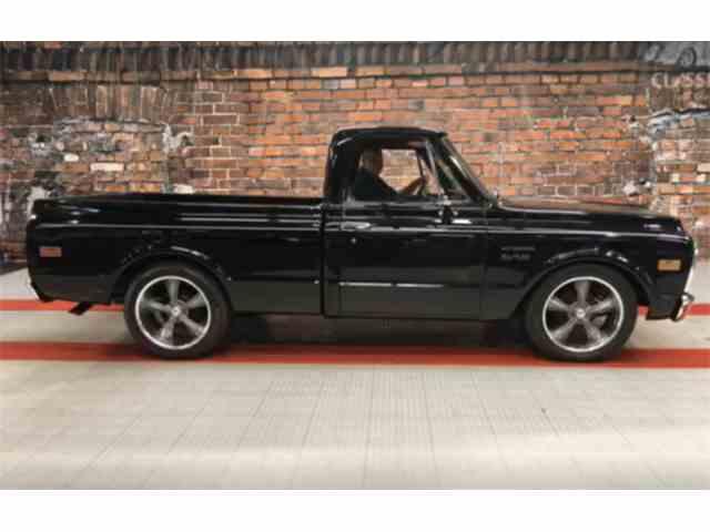 1969 Chevrolet C/K 10 | 958975
