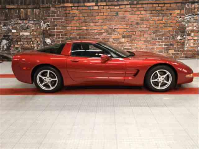 2000 Chevrolet Corvette | 958978